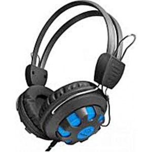 AudionicMax60 - On-Ear Headphones - Black & Blue