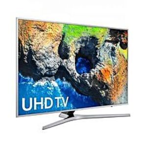 "Samsung MU7000 - 4K UHD Smart TV - 43"" - Black"