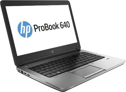 "HP Probook 640 G1 - Core i5 4300M (vPro) - 4 GB RAM - 500 GB HDD - DVDWR- 14.1"" HD Anti - Glare LED Display - (Refurbished)"