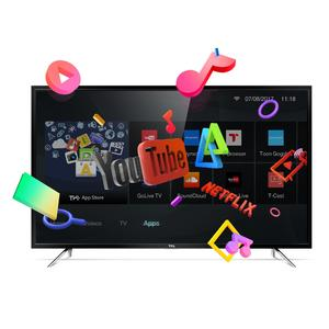 "TCL S64 40"" Smart Full HD LED TV - Black"