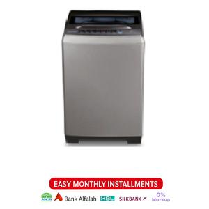 Kenwood 06 KG - Fully Automatic Washing Machine - KWM-6001FAT S - Silver