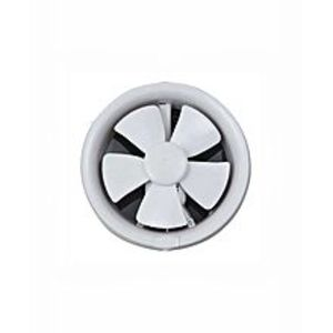 Royal Fans Window Glass - Exhaust Fan 6""