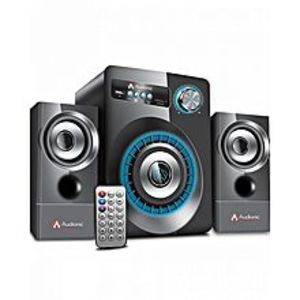 AudionicMax 230 Bluetooth Speakers With Wireless Remote