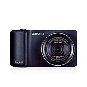 SamsungEK-GC100ZKAXSG - Galaxy Digital Camera - 16MP - Black