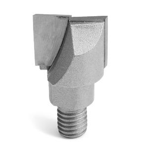 1Pcs Router Bits 22MM High Speed Steel 10MM Thread For Wood Iron