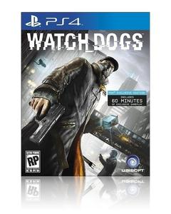 Watch Dogs - Standard Edition - PS4