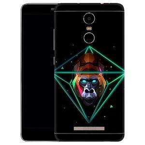 Xiaomi Redmi Note 3 Monkey Custom Skin
