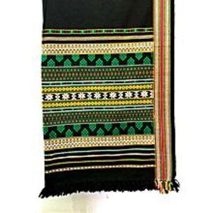 Narmo GudazGreen Handmade Tharri / Wadera Shawl for Unisex