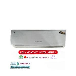 PEL Psac-12K - Majestic Air Conditioner - 1 Ton - White ( Free installation For Karachi Only)
