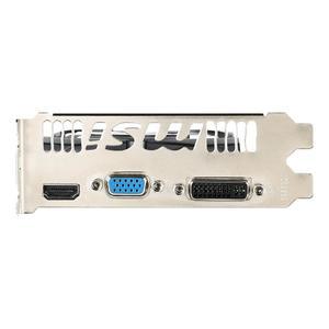 MSI GeForce GT 730 N730-2GD3V3 Graphics Card - 2GB 128-Bit