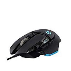 LogitechG502 Proteus Core Tunable Gaming Mouse - Black