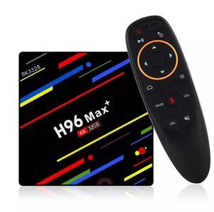 H96 Maxx+ Smart TV Box 4GB Ram 32 GB Storage RK3328 Quad Core Processor