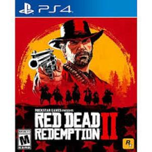RED DEAD REDEMPTION 2(REGION ALL)