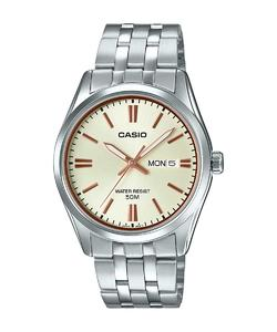 Casio - MTP-1335D-9AVDF - Stainless Steel Watch for Men