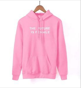 New printed hoodies the female future hoodies for women