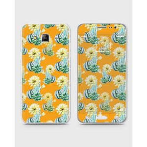 Samsung Galaxy J3 Pro Skin Wrap With Front Back And Sides CACTUS STYLE-1wall90