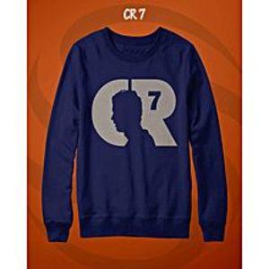 SASCO FashionsCR7, Ronaldo Fleece Cotton Printed Sweatshirt