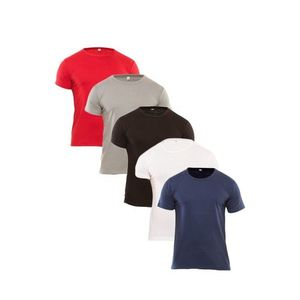 Pack Of 5 - Multicolor Mix Cotton Tshirts