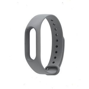 Sports Strap For Mi Band 2 - Special Edition - Grey