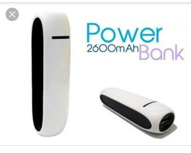 Power Bank 2600mAH