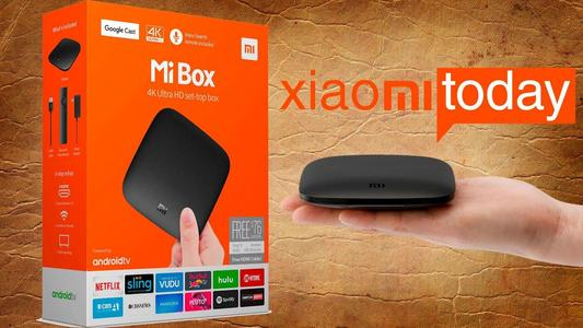1More | Tv Box Xiaomi Mi Box S Ultra Hd 4k Hdmi/usb/wi-fi | Black