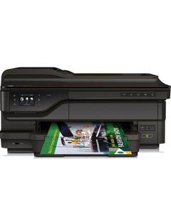 7612 - Officejet - Wireless Printer & Scanner - Black