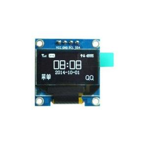White 0.96 Inch OLED Display Module For Arduino
