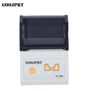 GOOJPRT Printer 58MM Wireless bluetooth Thermal Receipt Printer Machine For Android Apple iOS