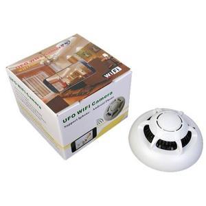 HD Wifi Smoke Detector Camera (5 piece)