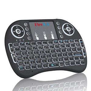 Fire LA - 2.4G Wireless Backlight Mini Keyboard and Mouse Combos for Raspberry Pi 2