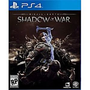 SonyMiddle-Earth: Shadow Of War - PlayStation 4