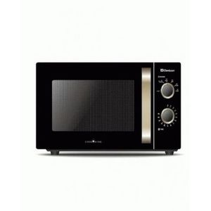 DW-374 - Manual Electric Microwave Oven - Black