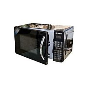 WavesDB-20 - Microwave Oven - Waves - Digital - Chrometic Black - 20 Liter - Quick Touch