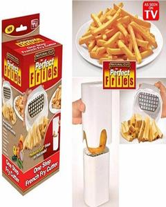 Perfect Fries Potato Chips / French Fries Cutter