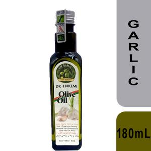 Hair Olive Oil with Garlic 180ml