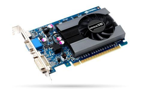 INNO3D GEFORCE GT 730 128-BIT 2GB DDR3 (Used)