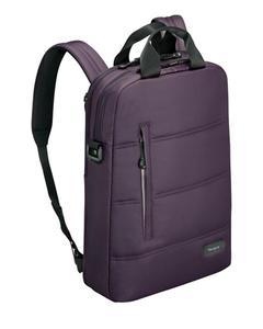 "TSB77201AP - 13"" Crave II Convertible 3-in-1 Backpack for MacBook - Dark Maroon"