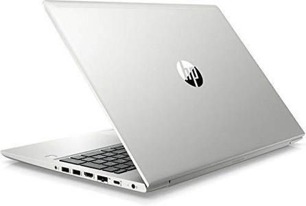 HP Probook 450 G6 Laptop 8th Gen Core i7, 8GB DDR4, 1TB HDD, 2GB NVIDIA MX130, 15.6  FHD, DOS, BAG, Silver