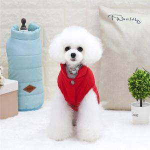 Puppy Pet Dog Cat Clothes  Winter Warm Sweater Coat Costume Apparel