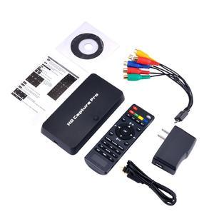 110-240V USB2.0 HDMI Video Game Capture HD 1080P Recorder Playback Card
