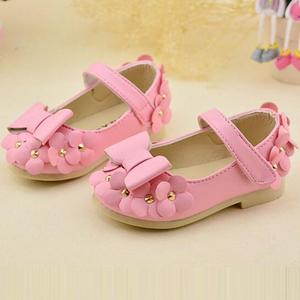Perfect Meet Princess shoes Baby Girls Flats Toddler cozy pretty flower Dress shoes ball gown sandals