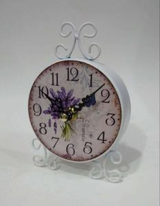 Desktop Table Clock - Antique Style for Home Decor