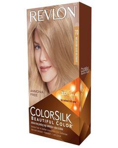 Color Silk 3D Technology USA For Men and Women No 70 Medium Ash Blonde