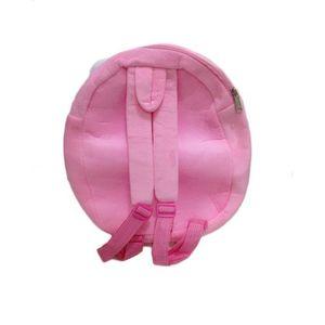 Baby Pink School Bag For Girls