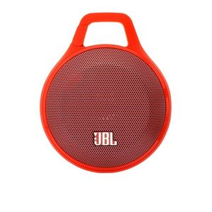 Clip - Rechargeable Bluetooth Speaker - Red