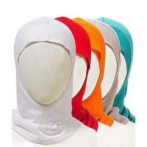 Five Multicolor Smart Women Under Scarf Hat Cap Neck Cover Bone Bonnet Hijab Islamic Head Wear By Magnificent