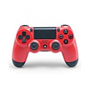 Sony Dual Shock 4 - Wireless Controller for PlayStation 4 - Red