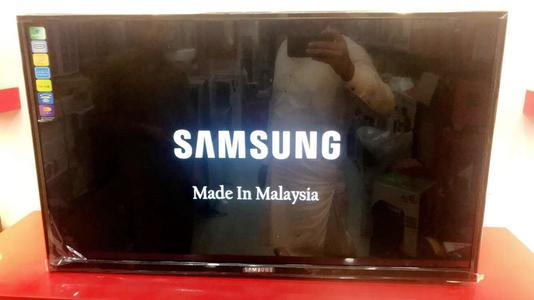 Samsung led tv 32 Made in Malaysia
