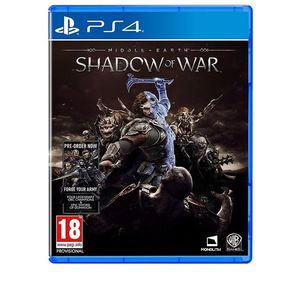 Warner Bros. Games Middle-Earth: Shadow Of War (Ps4) By Warner Bros. Interactive Entertainment
