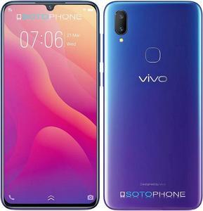 "Vivo Y95 - 6.22"" Water-Dew Display - 4GB RAM - 64GB ROM - Fingerprint Sensor - Mobile Phone - Smartphone"